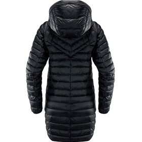 Haglöfs W's Dala Mimic Parka True Black